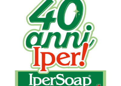 40 anni Ipersoap