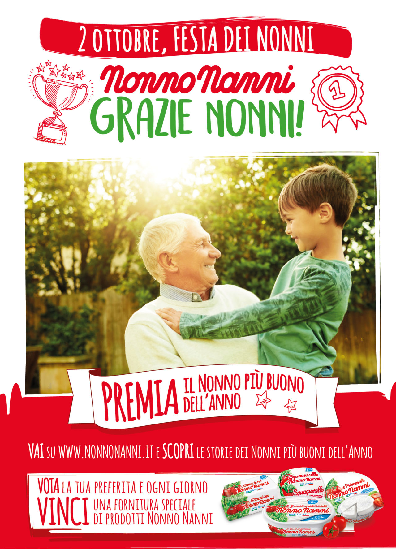 Nonno Nanni   Living Brands   The Engaging Communication